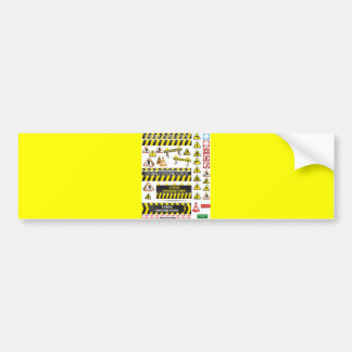 lz_01 car bumper sticker