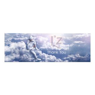"""L'z-""""Thank You"""" Pro Photo Print 36"""" x 12"""", (Satin)"""
