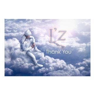 """L'z """"Thank You"""" Pro Photo Print 60"""" x 40"""", (Satin)"""