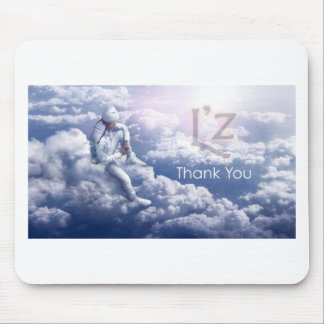 """L'z """"ThankYou"""" Merchandise Mouse Pad"""