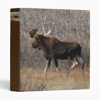M0008 Bull Moose Vinyl Binder