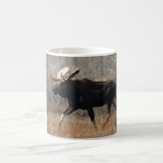 M0010 Bull Moose Coffee Mug