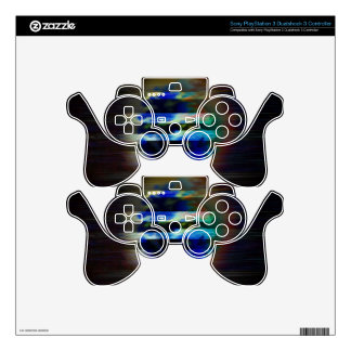 M00n PS3 Controller Decal