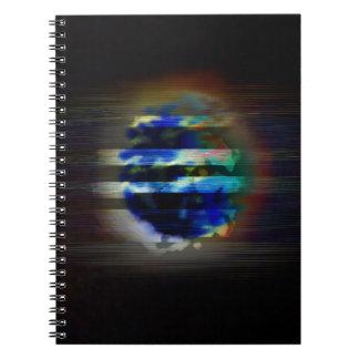 M00n Spiral Notebook