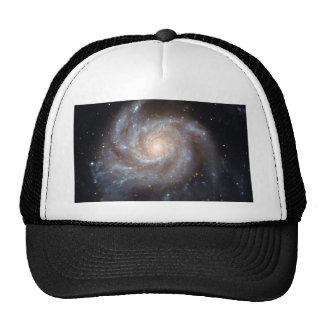 M101 The Pinwheel Galaxy (NGC 4547) Mesh Hat