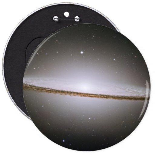 M104, la galaxia del sombrero (NGC 4594) Pins