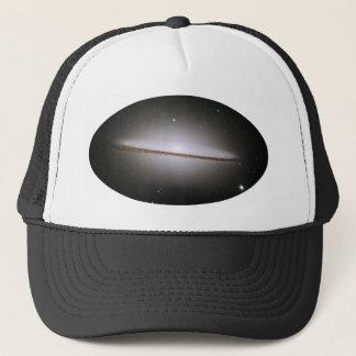 M104 Sombrero Galaxy Trucker Hat