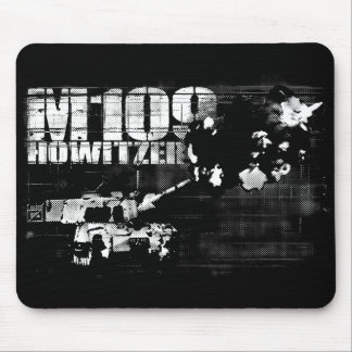 M109 howitzer Mouse Pad