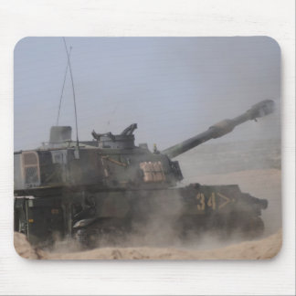 M109A6 Paladin Mouse Pad