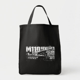 M110 howitzer Grocery Tote