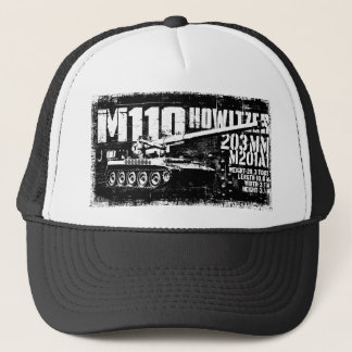 M110 howitzer Trucker Hat