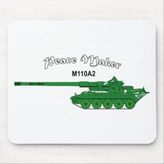 M110A2 - Peace Maker Mouse Pad