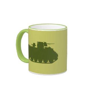 M113 APC Silhouette Mug zazzle_mug