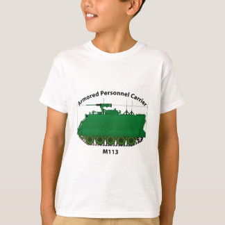 M113-Armored Personnel Carrier APC T-Shirt