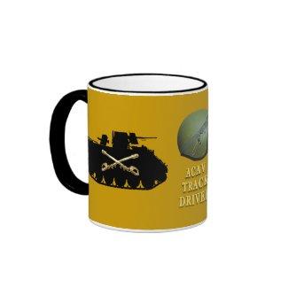 M113 Cavalry Gold ACAV Track Driver Mug mug