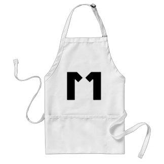M11 ADULT APRON