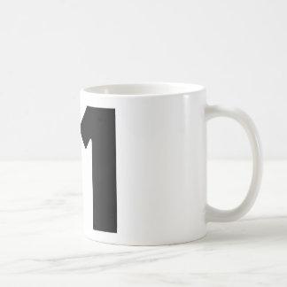 M11 CLASSIC WHITE COFFEE MUG