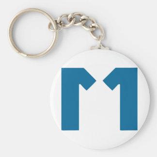 M11 KEYCHAIN