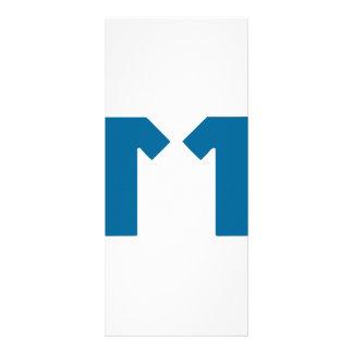 M11 FULL COLOR RACK CARD