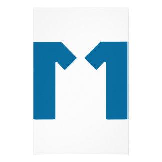 M11 STATIONERY
