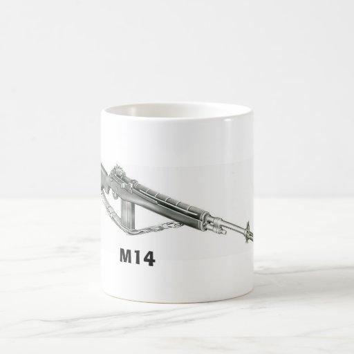 M14 Rifle Mug