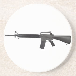M16 DRINK COASTER
