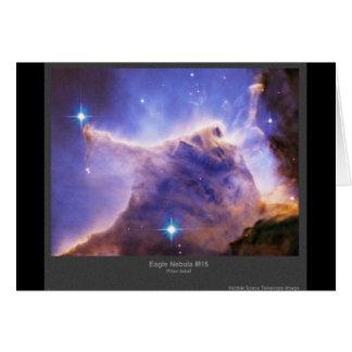 M16 Eagle Nebula Card
