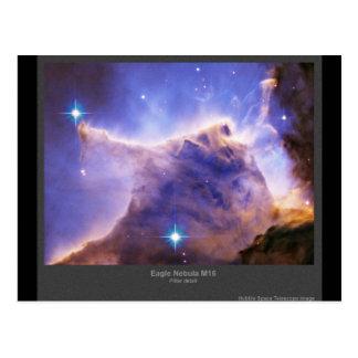 M16 Eagle Nebula Postcard