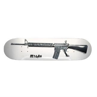 M16A4 copy, M16A4 Custom Skate Board