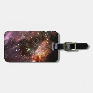 M17 Stellar Cluster Bag Tag