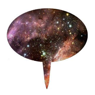 M17 Stellar Cluster Cake Picks