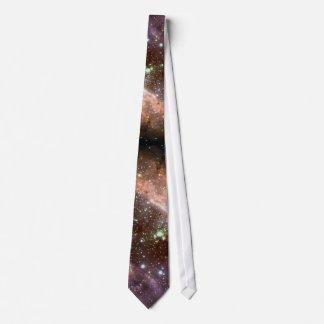 M17 Stellar Star Cluster ESO0416 Neck Tie