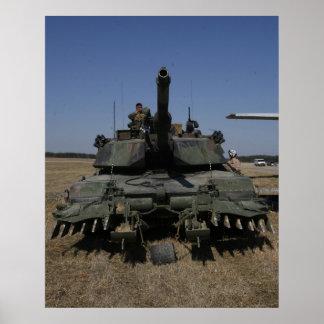 M1-A1 Abrams Impresiones