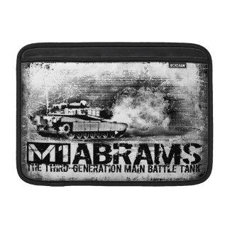 """M1 Abrams 11"""" Macbook Air Sleeve"""