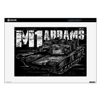 """M1 Abrams 15"""" Laptop For Mac & PC Skin 15"""" Laptop Decals"""