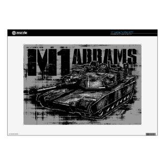 """M1 Abrams 15"""" Laptop For Mac & PC Skin Skin For 15"""" Laptop"""