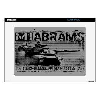 """M1 Abrams 15"""" Laptop For Mac & PC Skin Skin For Laptop"""