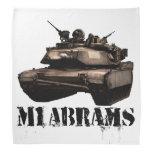 M1 Abrams Bandanas