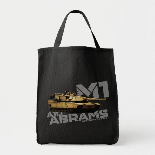 M1 Abrams Bolsa Tela Para La Compra