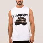 M1 Abrams Camisetas Sin Mangas