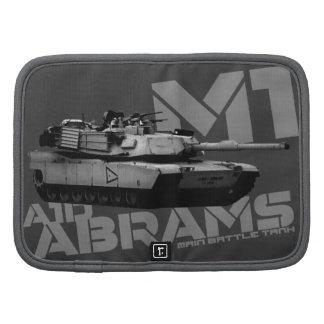 M1 Abrams Organizadores