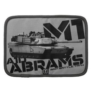 M1 Abrams Organizador