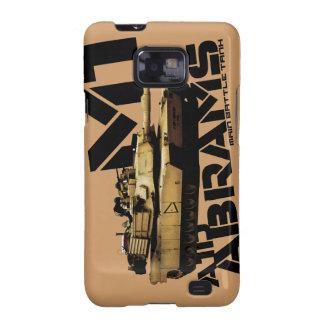 M1 Abrams Galaxy S2 Carcasa