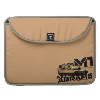 M1 Abrams Fundas Para Macbooks