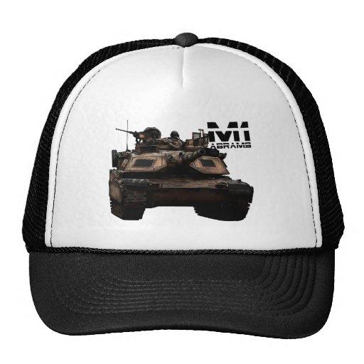 M1 Abrams Gorros Bordados
