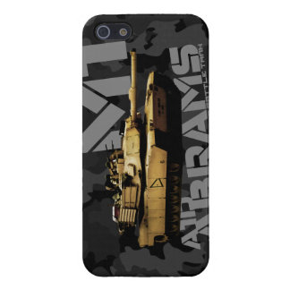 M1 Abrams iPhone 5 Carcasas
