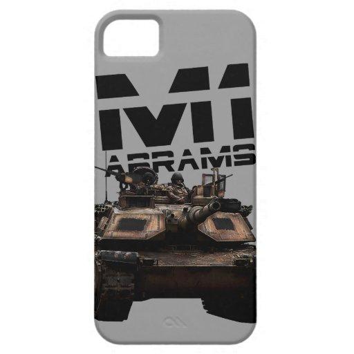M1 Abrams iPhone 5 Case-Mate Carcasas