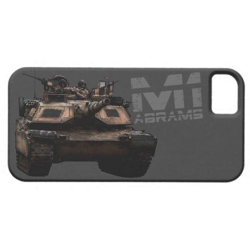 M1 Abrams iPhone 5 Funda