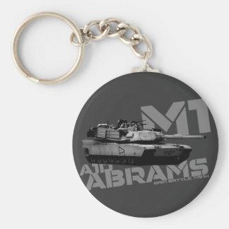 M1 Abrams Llavero Personalizado