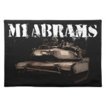 M1 Abrams Mantel